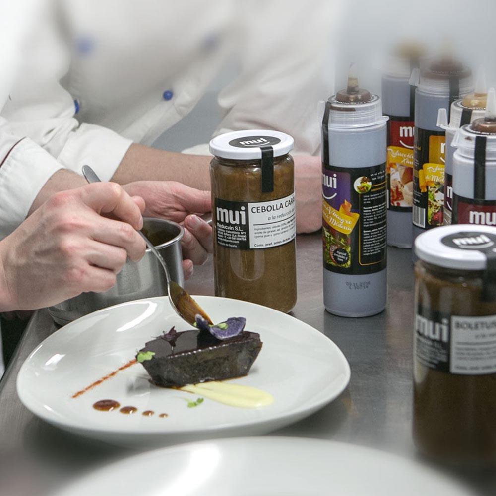 chefs trabajando